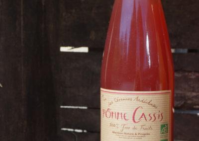 Jus de Pomme Cassis